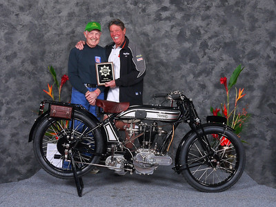 PaulAdams, People's Choice , Oldest Bike, & Oldest Norton, 1924 Norton 1B