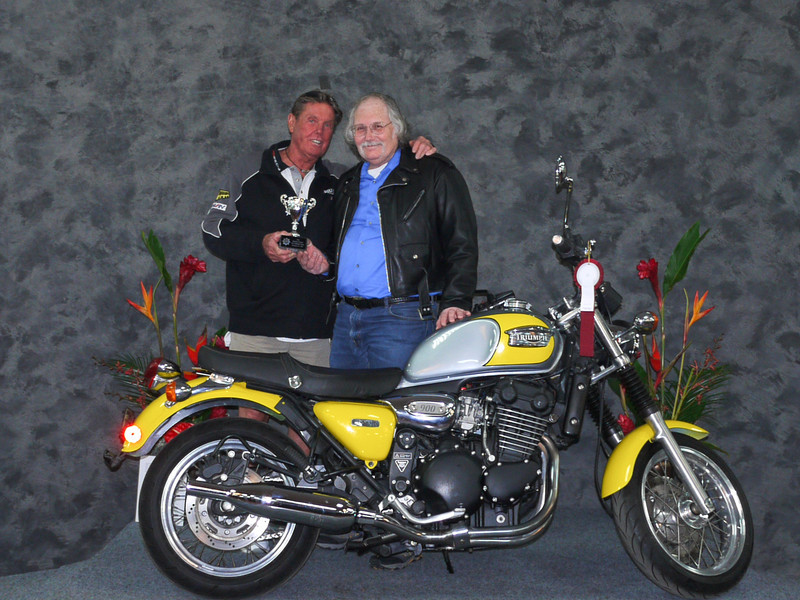 Edward, Peterson, Best Contemporary Triumph, 1999 Triumph Legend TT