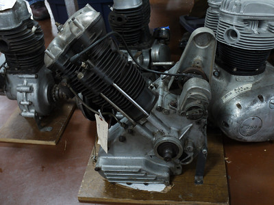 Panther Model 120 engine, $650.
