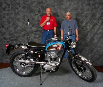 Peter Palko, Trials/Hillclimb/Land Speed 1946-1983, 1961 BSA C15T Trials