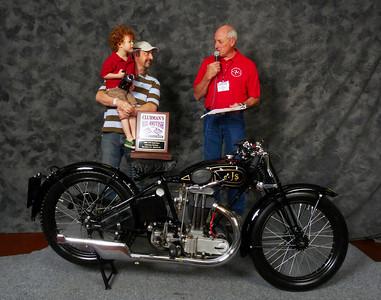 Francesco Longoni, Roadrace 1900-1945, 1931 AJS SB6