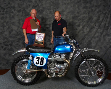 KarlTriest, Street Middleweight 500-620cc 1963-1970, 1968 Triumph Cheney T100C14