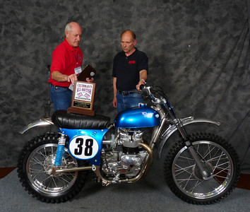 KarlTriest, Street Middleweight 500-620cc 1963-1970, 1968 Triumph Cheney T100C14