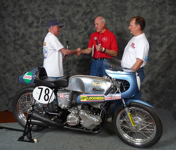 Joe Johnson, Roadrace 1946-1983, ridden, 1970 Norton Commando