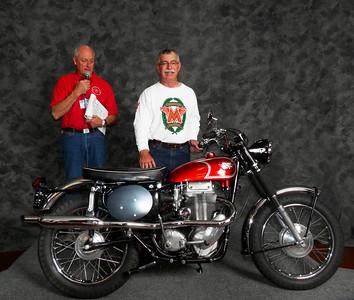 Paul Allen, Street Middleweight 500-620cc 1963-1970, ridden, 1967 Matchless G80CS