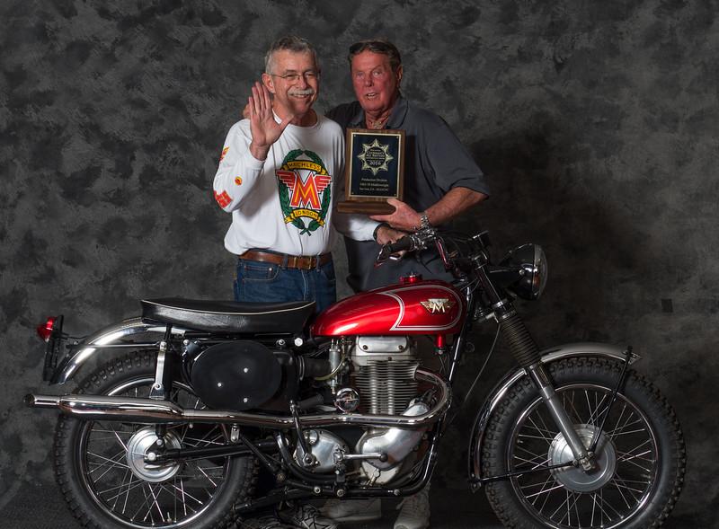 Paul Allen, 1967MatchlessG80CS,  Winning class: Street Middleweight 1963-1970, Production