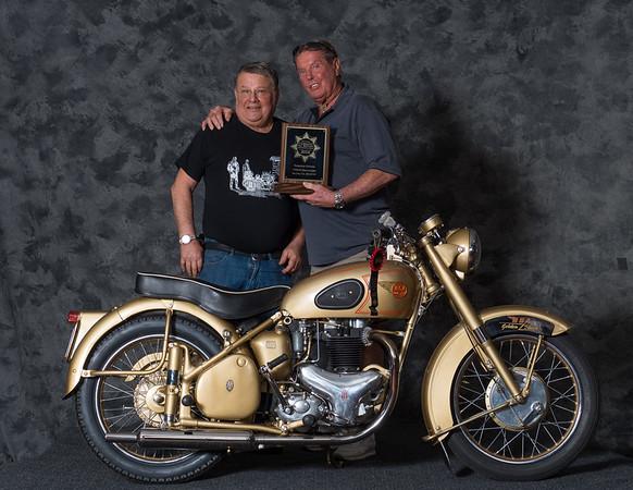 Dan Smith, 1951BSA A10 Golden Flash, Winning class: Street Heavyweight 1946-1962, Production