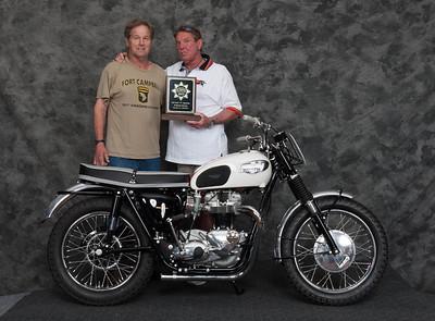 Ray McCurdy, Winner of Speedway / Flattrack / TT 1946-1983, Production Class - 1966 Triumph T120 TT