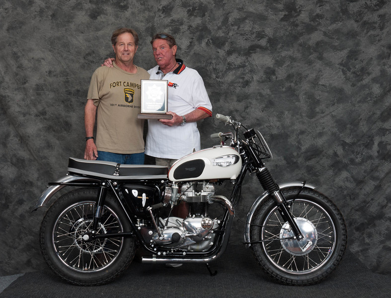 Ray McCurdy, Winner of Speedway / Flattrack / TT 1946-1983, Production Class - 1966 Triumph T120 TT