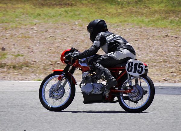 CB160 class, race 1