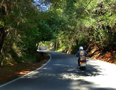 Pescadero Road