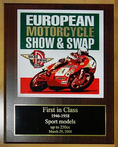 My trophy