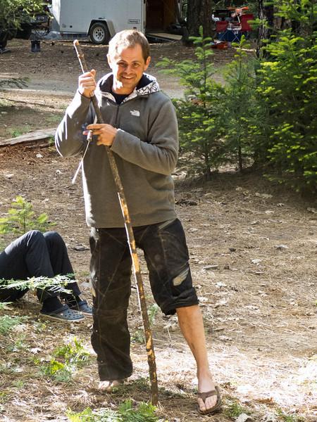 Mountain Man Jeff