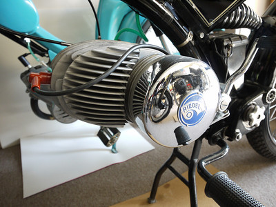 Imme R100 engine