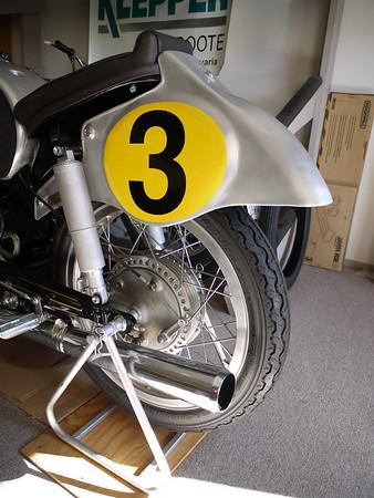 NSU SportMax racer