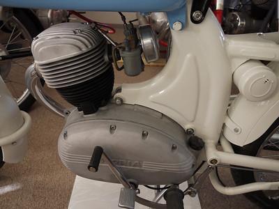 "Rare Italian ""Gloria"" motorcycle"
