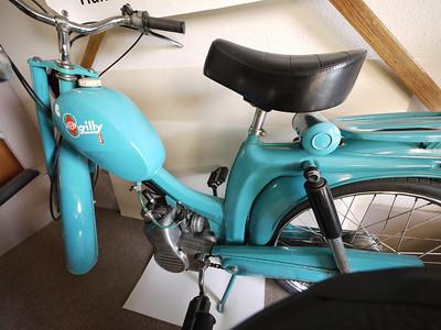 Gilera moped