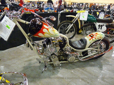 Supercharged chopper