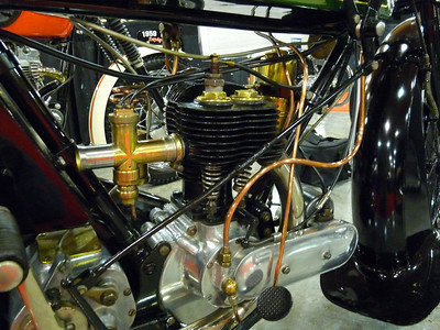 BSA 2 /34 hp