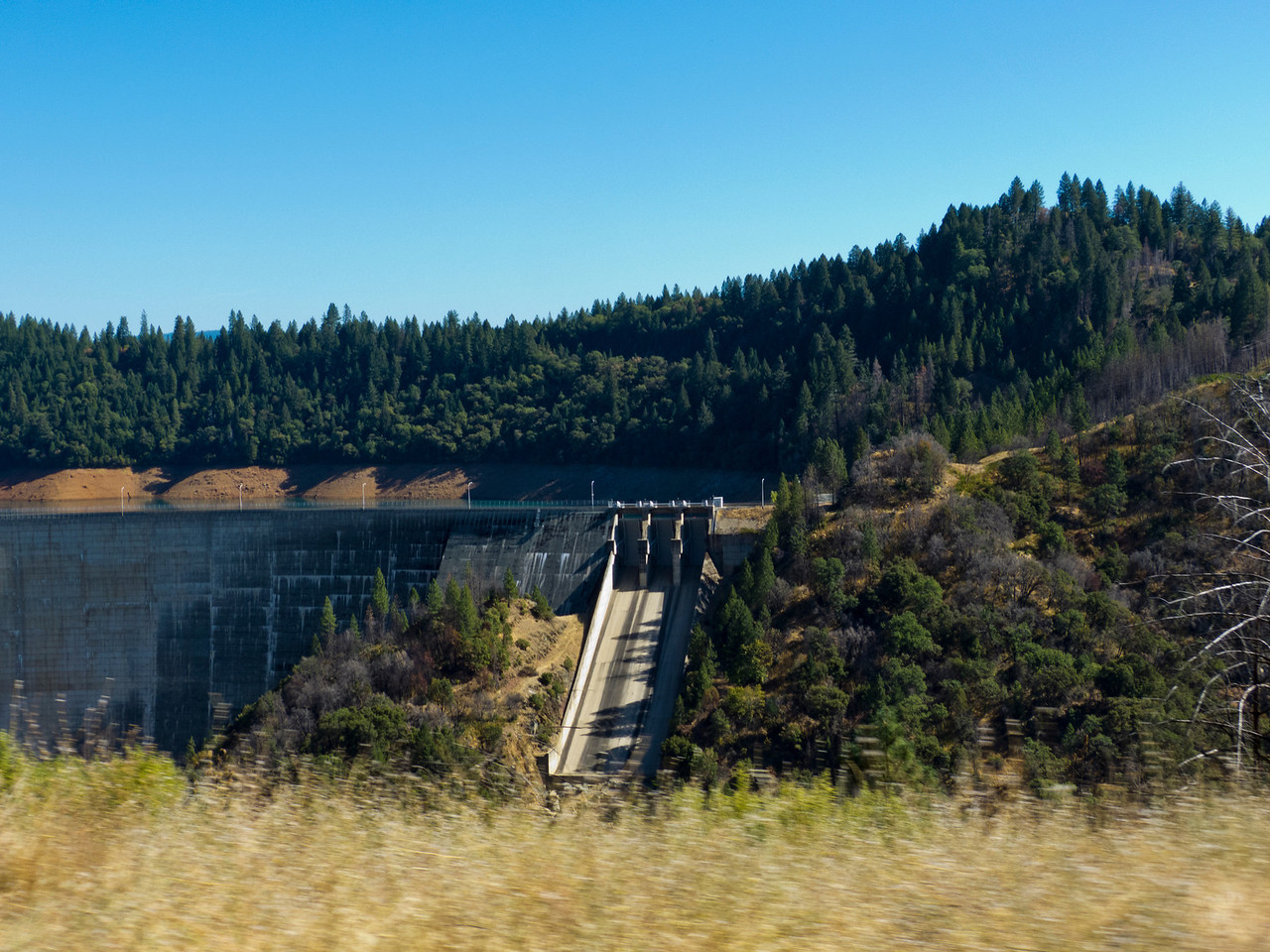 New Bullards Bar Dam.