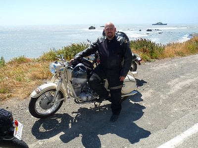 Me on the the Lost Coast