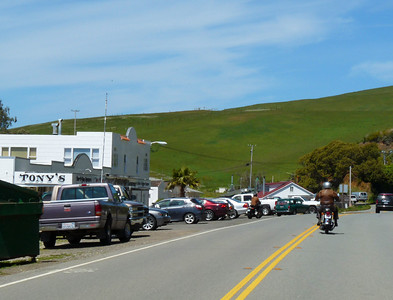 Tony's in Tomales Bay