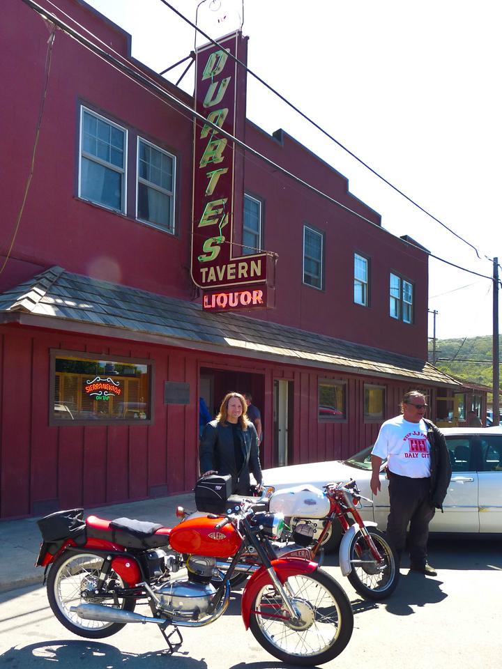 Duarte's in Pescadero