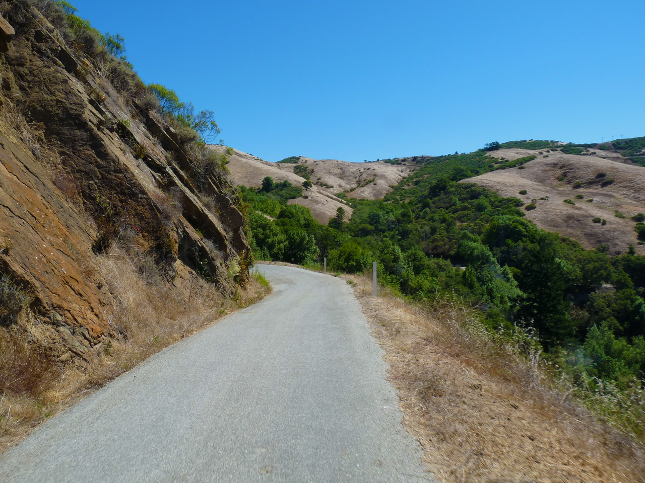 Old La Honda Road