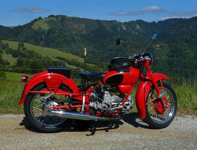 '55 Moto Guzzi Falcone