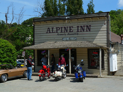 The Alpine Inn on Alpine Rd