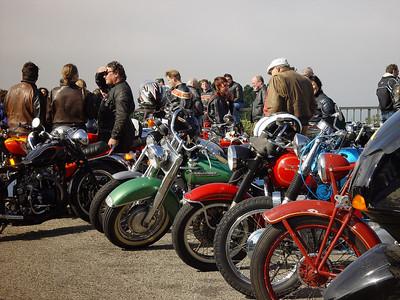 AMCA 49 Mile Ride, Twin Peaks San Francisco