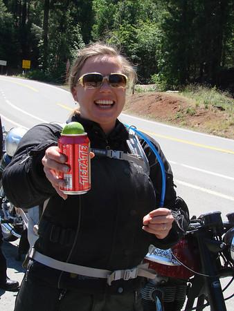 Wendy refreshing us on CA Highway 36