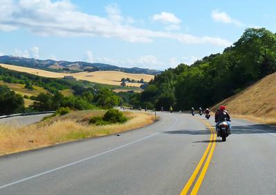 CA Highway 46 between Cambria & Paso Robles