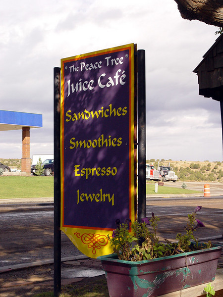 If you ever find yourself in Monticello, UT this is THE place to get food!  :)