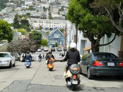 Love those SF hills