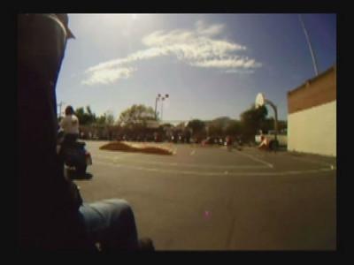 Video: Pete's crash,  Scooter rage #23 2009
