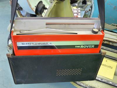 Portable record player!