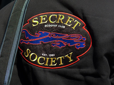 A Secretive social person