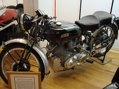 1947 Vincent Rapide Series B