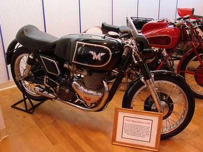1955 Matchless G45 twin