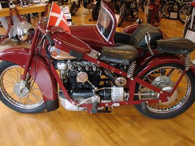 1936 Nimbus 4 cylinder