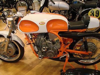1967 Villa 250cc 4 cylinder prototype racer