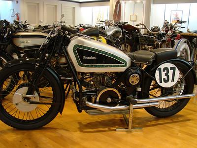 1933 Douglas OHV racer