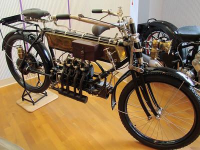 1910 FN 500cc 4 cylinder