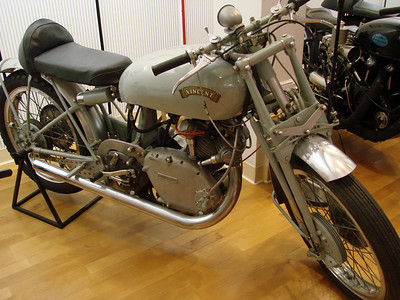 1950 Vincent Grey Flash TT