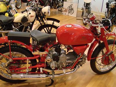 Moto Guzzi Super Sport 500cc