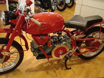 Moto Guzzi Milan-Taranto Falcone 500cc
