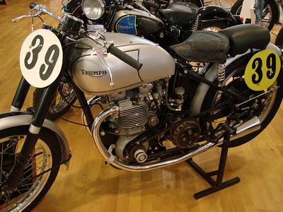 1947 Triumph Grand Prix racer