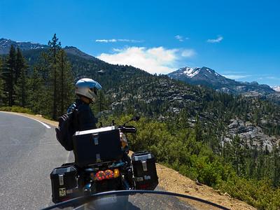 Sonora Pass, CA Highway 108