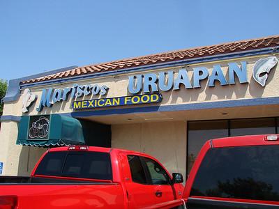 Mariscos Uruapan in Irwindale